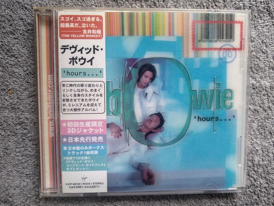 David Bowie: Hours, rock