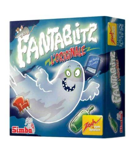 FANTABLITZ fantascatti L/'ORIGINALE simba toys GIOCO DI RAPIDITA/' party game IN I
