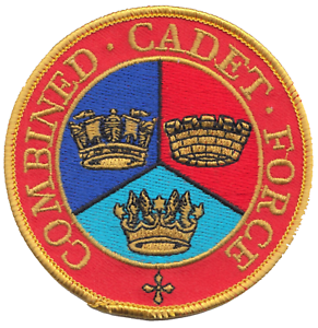 Combined-Cadet-Force-CCF-Embroidered-Patch