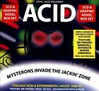 Soul Jazz Records Presents Acid-Mysterons Invade the Jackin' Zone: Chicago Acid and Experimental House 1986-93 [Box] by Various Artists (CD, Mar-2013, 2 Discs, Soul Jazz)
