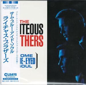 RIGHTEOUS-BROTHERS-SOME-BLUE-EYED-SOUL-JAPAN-MINI-LP-CD-BONUS-TRACK-C94