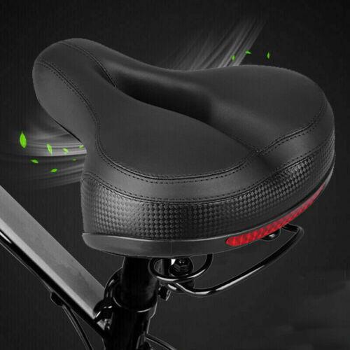 Ergonomische GEL Fahrrad Sattel Fahrradsitz Prostata Herren Damen Bike Unisex~