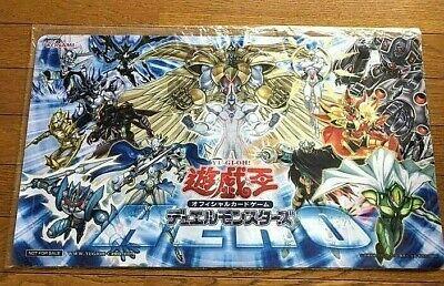 Konami Official Yu-Gi-Oh Elemental Hero Flame Wingman  RANKING DUEL 2019 Playmat