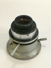 Condenser From The Polam Lomo Microscope Of The Ussr