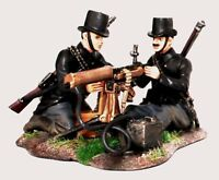 Empire Miniatures Ww1 W1-1409 Belgian Maxim Machine Gun Team