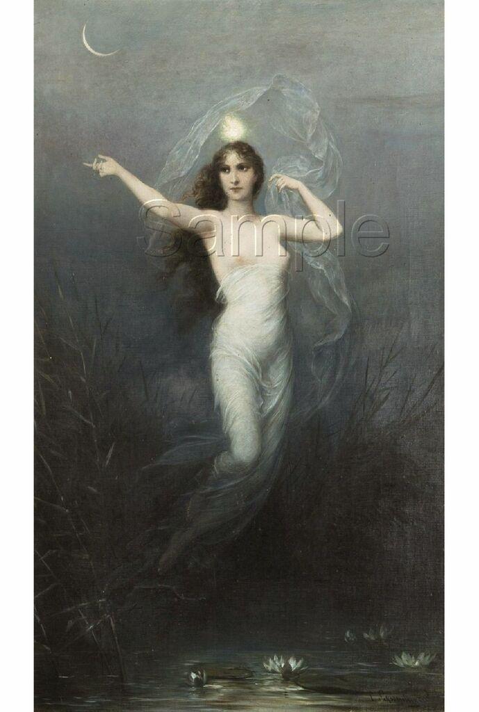 wicca nude