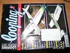 Looping n°30 plan encarté Toon Flyer / Azimut Feeling 8 Spirit Spacewalker