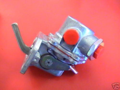 McCormick Tractor C 70 90 100 CX 70 80 90 100 Fuel Lift Pump 427309A1 295976A1