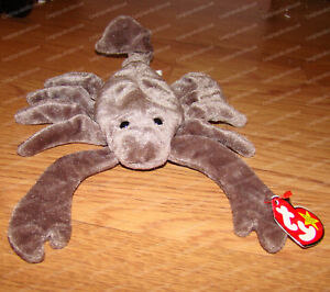 549091ca6e0 Image is loading Stinger-the-Scorpion-Ty-Beanie-Babies-September-29-