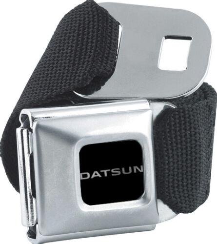Seat Belt Buckle for Pants Men Women Kids Datsun Black DAC-W10200