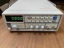 Gw Instek Sfg 1013 Dds Function Generator With Voltage Display 3 Mhz