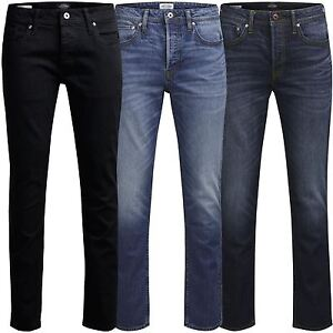 Jack-amp-Jones-Tim-Original-Slim-Fit-surtidos-Denim-Jeans-28-36W-30-34L