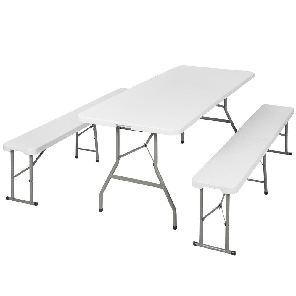 Plástico carpa cenador conjunto de asientos carpa cenador conjunto de asientos plegable
