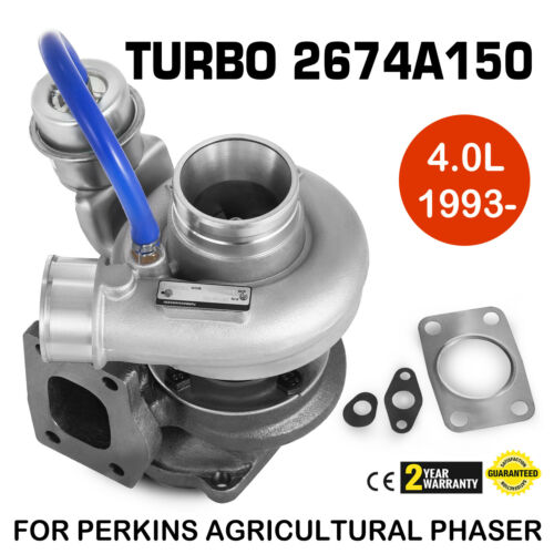 HQ TB2558 727530-5003 turbo charger for Perkins Agricultural Phaser T4.40 4.0 Ea