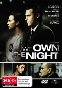 We-Own-the-Night-DVD-2008-Like-New