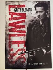 LAWLESS mini movie poster print  : 11 x 17 inches GARY OLDMAN