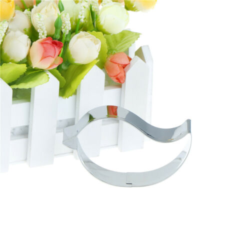 bird shape stainless steel cookie cutter mold biscuit accessories tool.ESXI