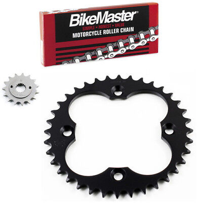 JT Chain//Sprocket Kit 15-36 Honda TRX400EX 2005-2008