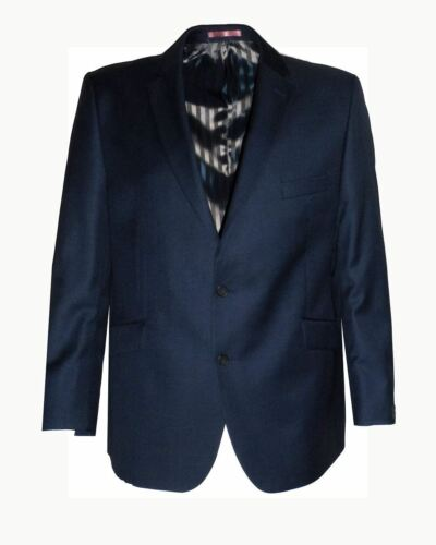 s monopetto 36 r Scott Mens 60 Blend petto In l Giacca Wool Suit Inkblue R6gd6v