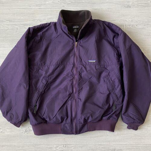 Vintage 90s Patagonia fleece line Jacket Mens Size
