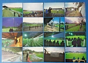 Set-16-Postcards-Forgotten-Non-League-Football-Scenes-Britain-039-s-unsung-grounds