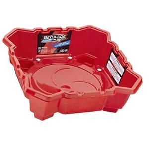 Red-Beyblade-Burst-Chaos-Core-Basic-Beystadium-Toy-By-Hasbro-Lot-EB58