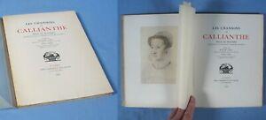 Les-CHANSONS-de-CALLIANTHE-fille-de-RONSARD-Illustration-PAUL-VERA-Pichon-1926