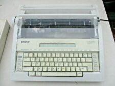 Brother Ax 600 Typewriter Tested Working