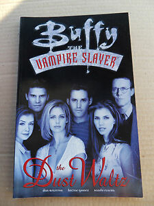 Buffy-the-Vampire-Slayer-TV-the-Dust-Waltz-TPB-Dark-Horse-1998-VF-VF
