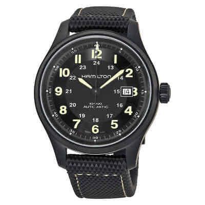 Hamilton Khaki Field Titanium Men's Watch H70575733