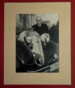 1941-HORCH-August-AUDI-Gruender-Grossfoto-Autograph