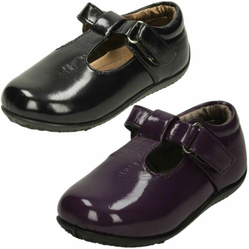 Girls Spot On T-Bar Flat /'Shoes/'