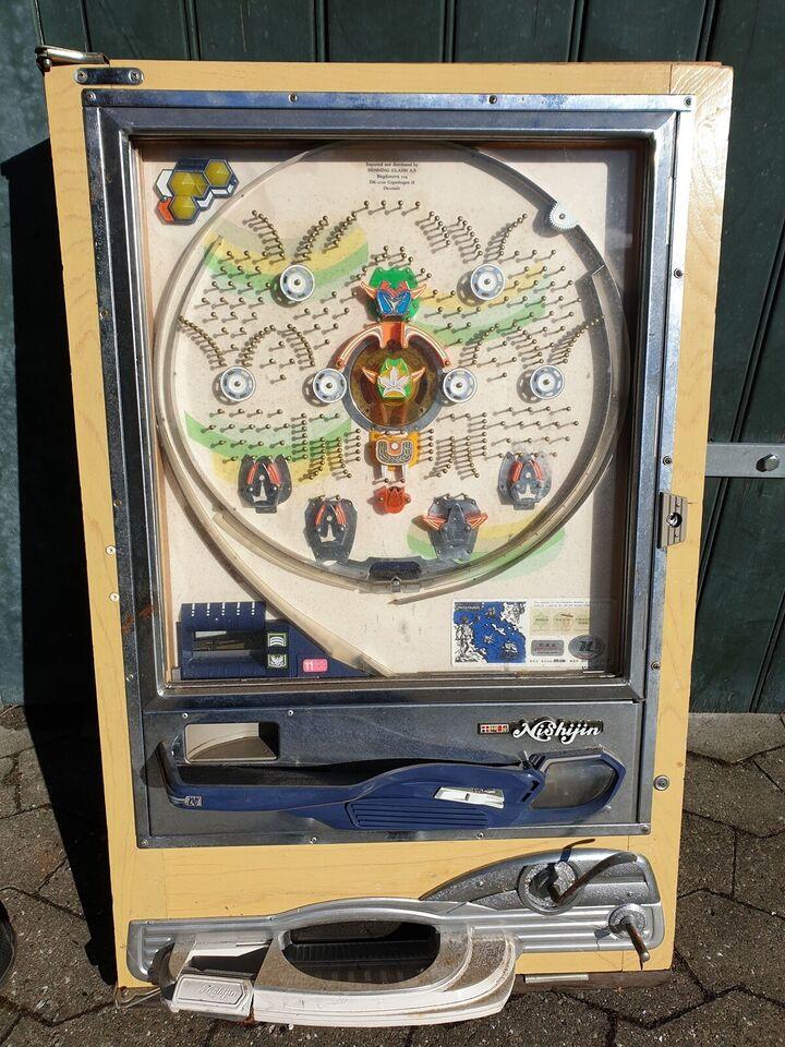 NISHIJIN, spilleautomat, God