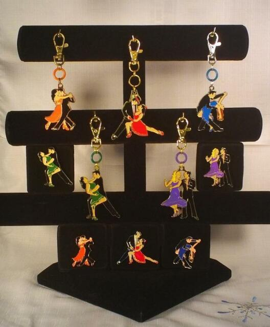 Brandis Dance Collection/Clip Chains/Pins/Magnets-10 items - Now On Sale !