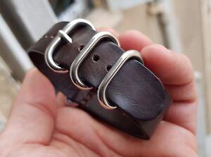 bracelet cuir nato