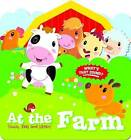 Touch, Feel and Listen: At the Farm by Yoyo Books (Board book, 2015)