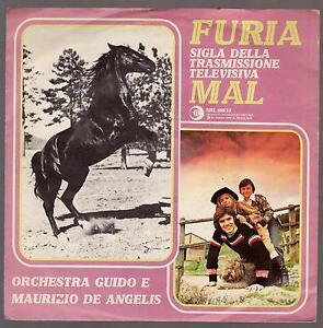 MAL-ORCHESTRA-GUIDO-E-MAURIZIO-DE-ANGELIS-DISCO-45-SIGLA-TV-FURIA-RICORDI