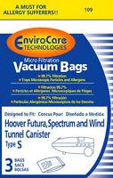 63 Hoover s Vacuum Bags Allergen Generic