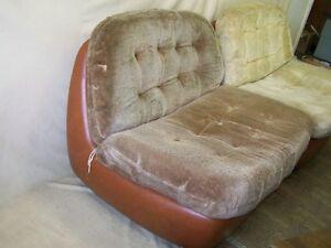 alter loungesessel 70er jahre clubsessel kult design pl sch sessel ei chair ebay. Black Bedroom Furniture Sets. Home Design Ideas