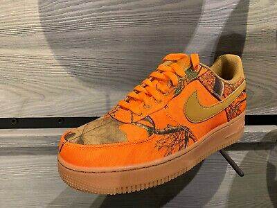NIKE AIR FORCE 1 '07 LV8 3 LOW REALTREE CAMO AO2441 001 MEN'S SHOES AUTHENTIC