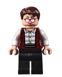 Lego Ghostbusters Janine Melnitz Minifigure 75827 Firehouse Headquarters
