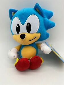 """Choice Your Character New w// tag Sonic The Hedgehog 8/"""" inches Soft Plush"""
