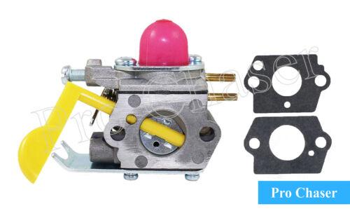 Carburetor For  WeedEater FX26SC Featherlite String Trimmer Poulan 530071752