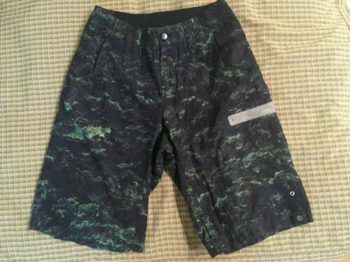 Undercover 'Less But Better' Forest Camo Shorts (S
