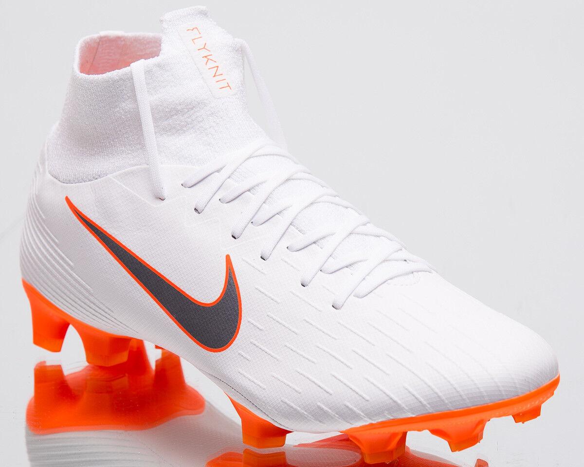 Nike Mercurial Superfly Vi Pro Fg Hommes Neuf Football Cale AH7368-107