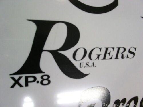 Hi 3M Vinyl Rogers XP8 21.3ms//24.4ms Kopie Klassischer Logo Sticker Aufkleber