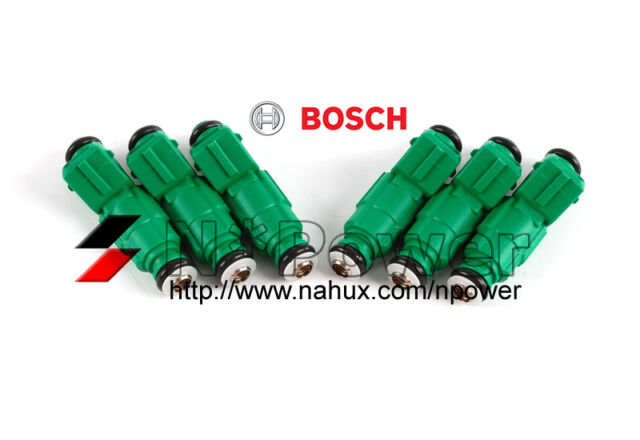 Bosch 440cc 42LB Fuel Injector SET 6 FOR FORD FALCON BA BF XR6 TURBO 4.0L DOHC