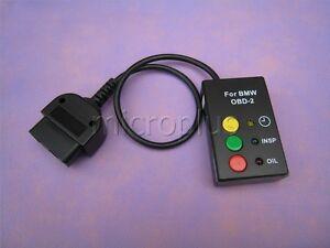 Bmw E39 E46 E52 E60 X5 Z4 Mini Rover 75 Obd2 Oil Service Reset Tool 16pin Ebay