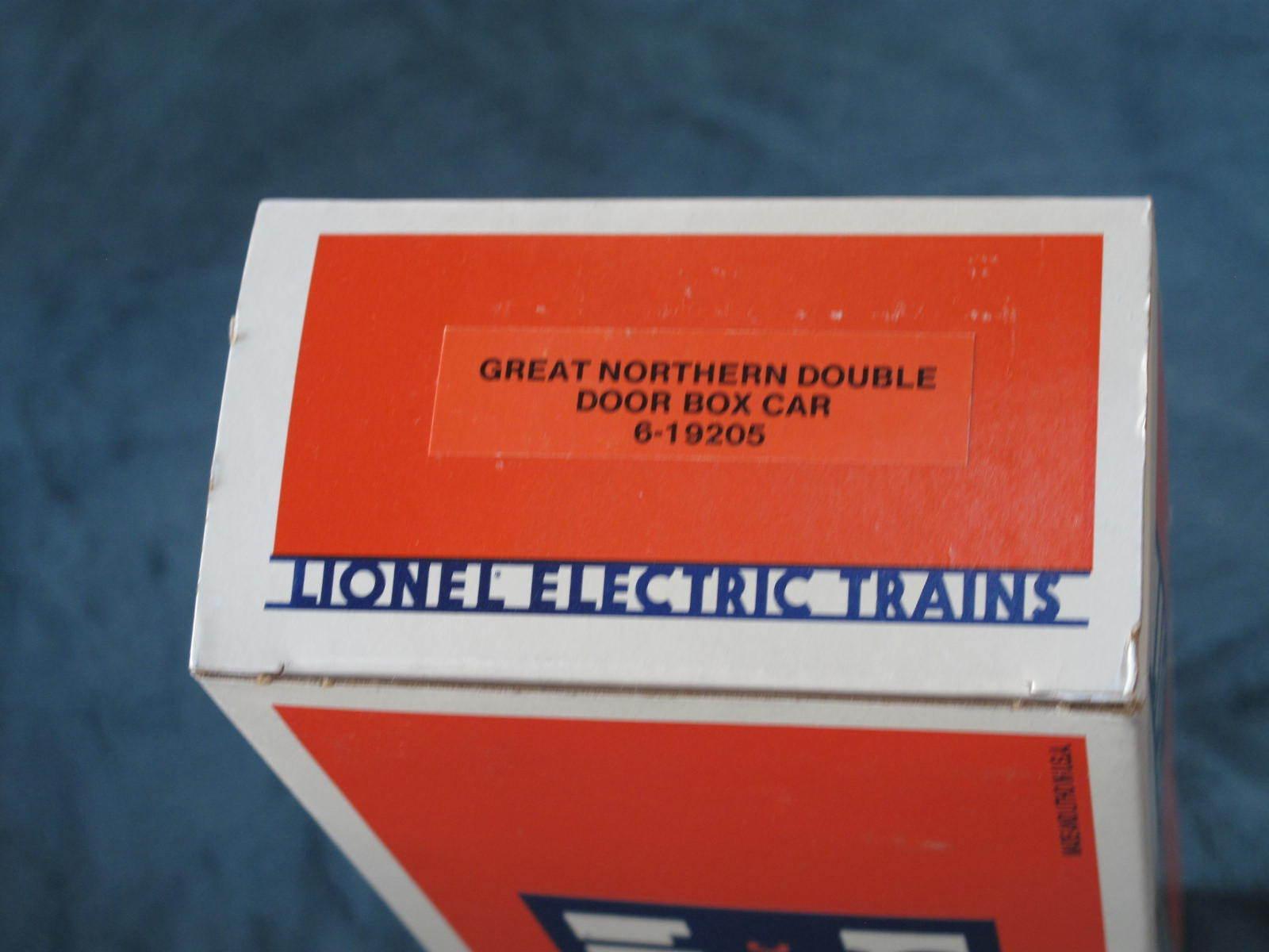 1988 Lionel 6-19205 Great Northern doppio Door Door Door scatola auto nuovo in scatola L1930 3d9a45