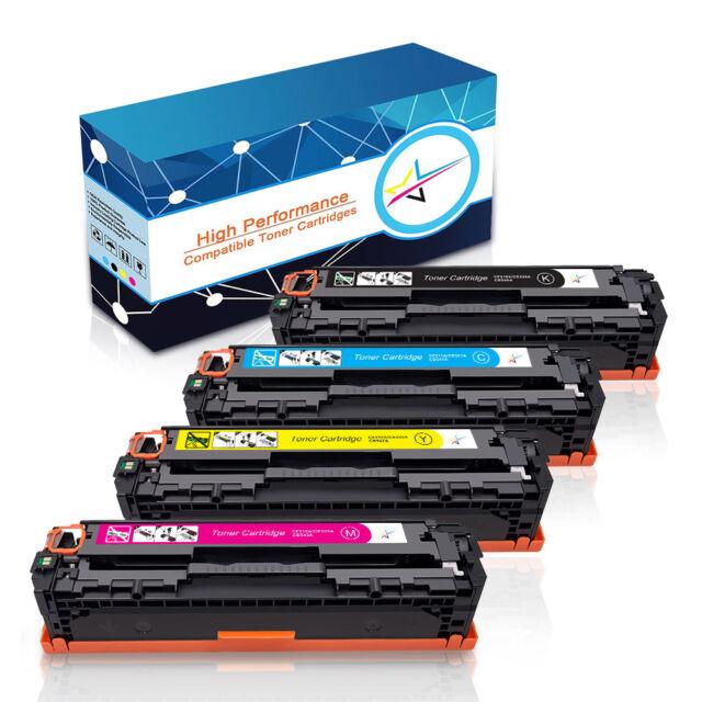 8 Toner Black Color Set C131 For Canon 131 imageCLASS MF8280 MF8230CN LBP-7100CN